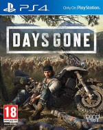 Copertina Days Gone - PS4