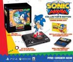 Copertina Sonic Mania - Switch