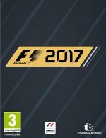 Copertina F1 2017 - PS4