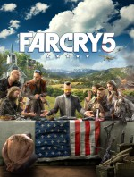 Copertina Far Cry 5 - PS4