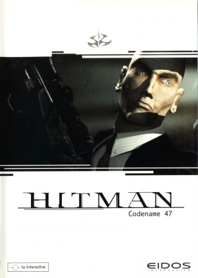 Hitman: Codename 47 PC Cover
