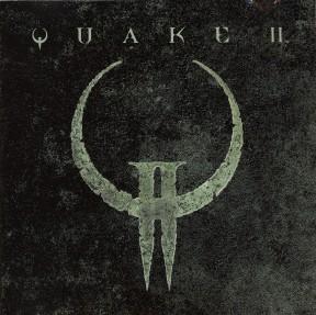 Quake II PC Cover