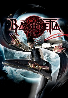 Bayonetta PC Cover