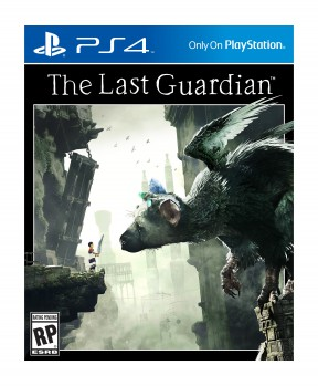 The Last Guardian PS3 Cover