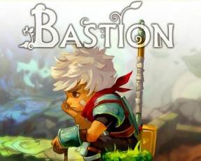 Bastion Xbox 360 Cover