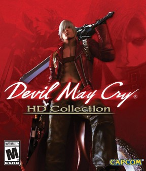 Devil May Cry HD Collection PC Cover