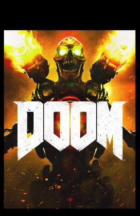 DOOM (2016) Switch Cover
