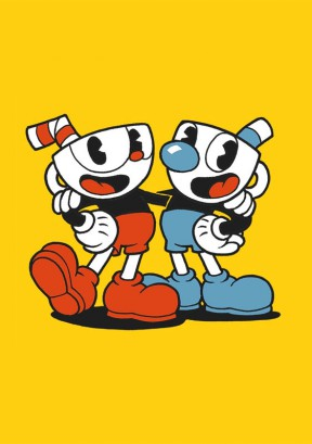 Cuphead PC Cover