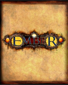 Ember iPad Cover