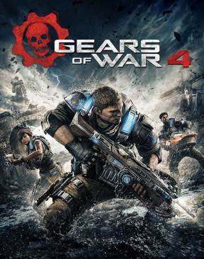 Gears of War 4 PC Cover