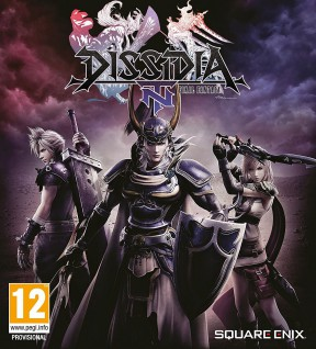 Dissidia: Final Fantasy (Next Gen) PS4 Cover