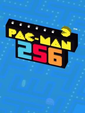 Pac-Man 256 PC Cover