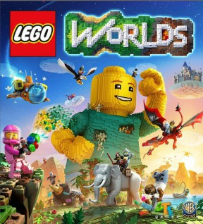 LEGO Worlds Xbox One Cover