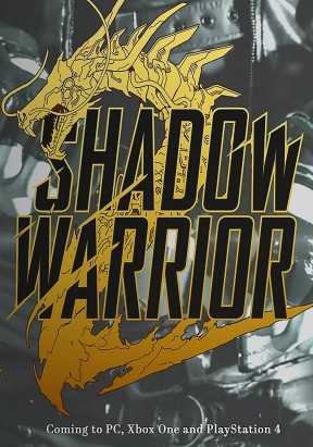 Shadow Warrior 2 PS4 Cover