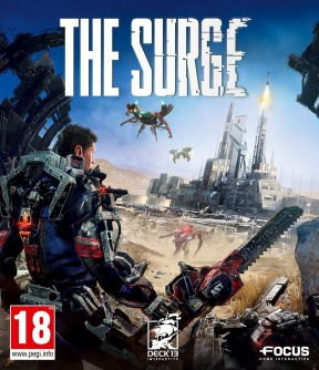 The Surge PC Cover