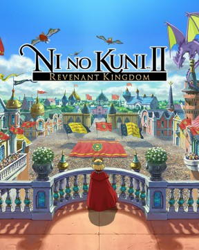 Ni no Kuni II Revenant Kingdom PC Cover