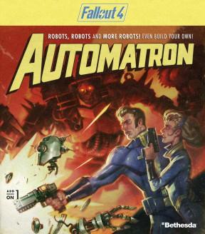 Fallout 4: Automatron PC Cover