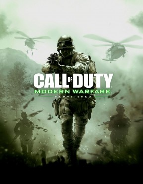 Call of Duty: Modern Warfare Remastered PC Cover