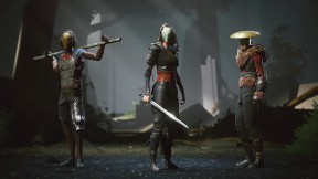 Absolver PC Cover