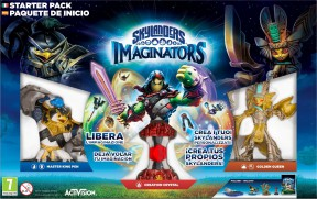 Skylanders Imaginators PS4 Cover