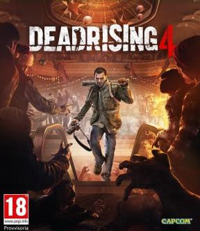 Dead Rising 4 PS4 Cover