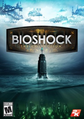 Bioshock: The Collection PC Cover