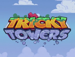 Tricky Towers PS4 Cover