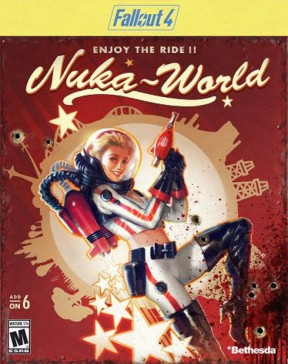 Fallout 4: Nuka World PC Cover