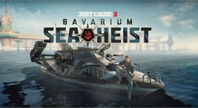 Just Cause 3 - Bavarium Sea Heist DLC PC Cover