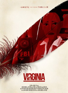 Virginia PS4 Cover