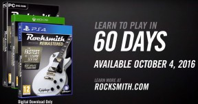 Rocksmith 2014 Edition Remastered PS4 Cover