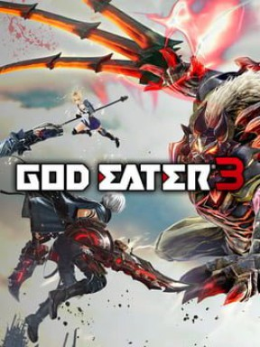 God Eater Project (titolo provvisorio) PS4 Cover