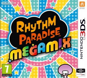 Rhythm Paradise Megamix 3DS Cover