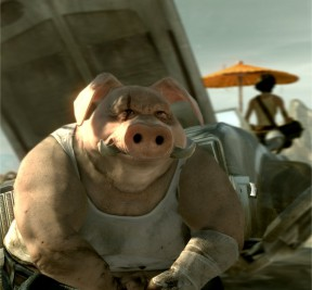 Beyond Good & Evil 2 PS4 Cover