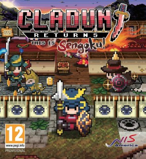 Cladun Returns: This is Sengoku! PC Cover
