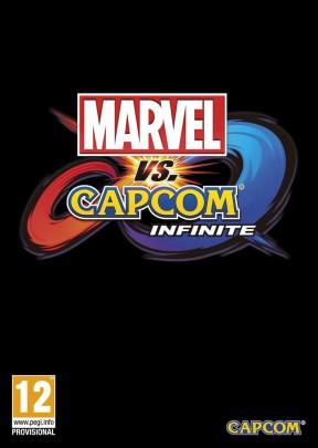Marvel vs Capcom Infinite PC Cover