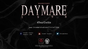 Daymare: 1998 PC Cover