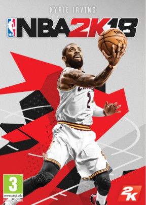 NBA 2K18 PC Cover