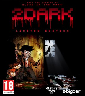 2Dark PC Cover