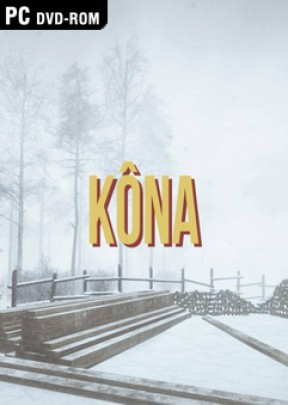 Kona PS4 Cover