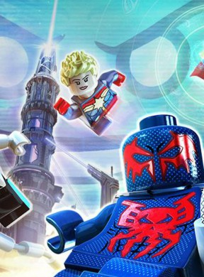 LEGO Marvel Super Heroes 2 PC Cover