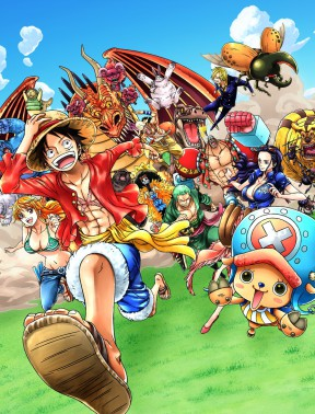 One Piece: Unlimited World Red - Deluxe Edition PC Cover