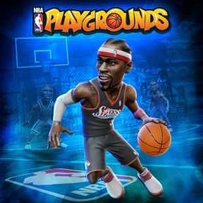 NBA Playgrounds Switch Cover