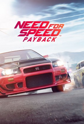 Need For Speed Payback PC Cover