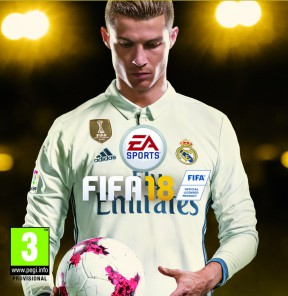 FIFA 18 PS4 Cover