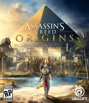Assassin's Creed Origins PC Cover