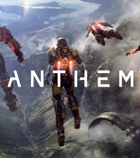 Anthem PS4 Cover