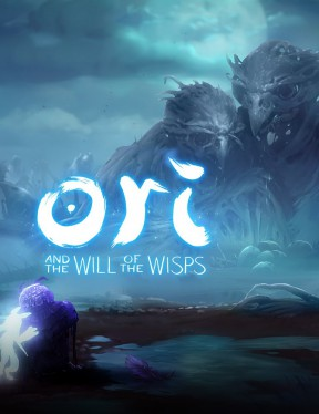 Ori and the Will of the Wisps PC Cover