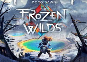 Horizon Zero Dawn: The Frozen Wilds PS4 Cover