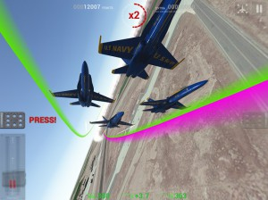 Copertina Blue Angels - Aerobatic Sim - PC